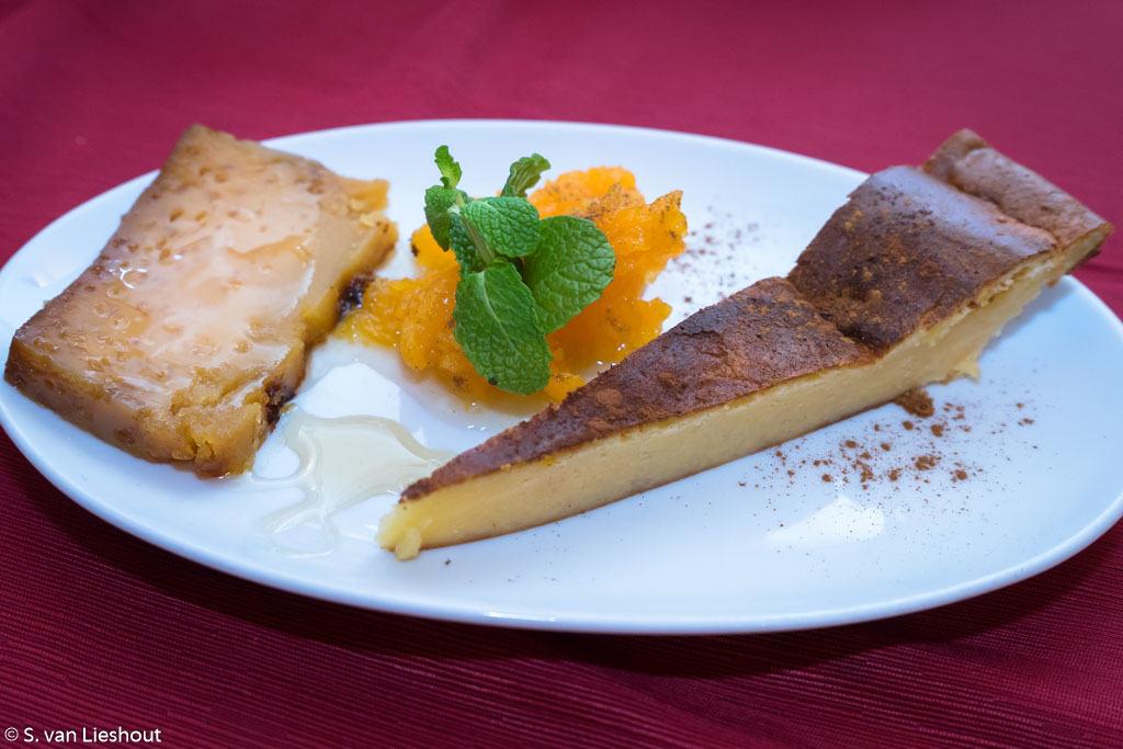 Café Alentejo dessert