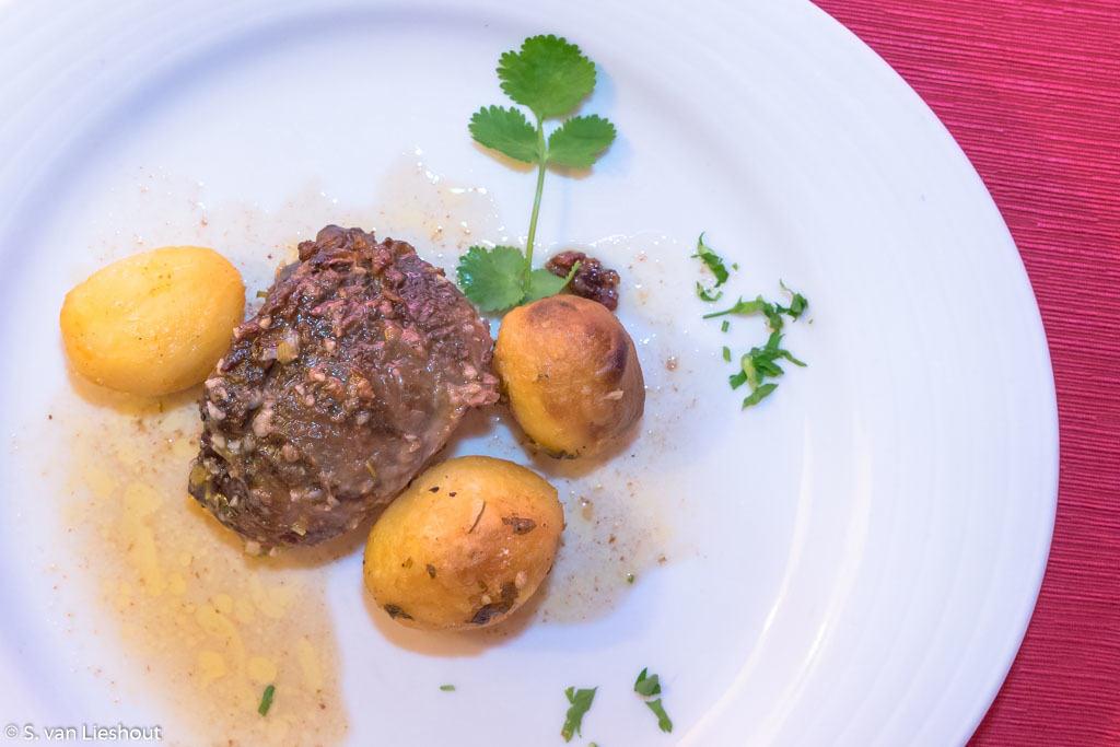 Café Alentejo pork cheeks