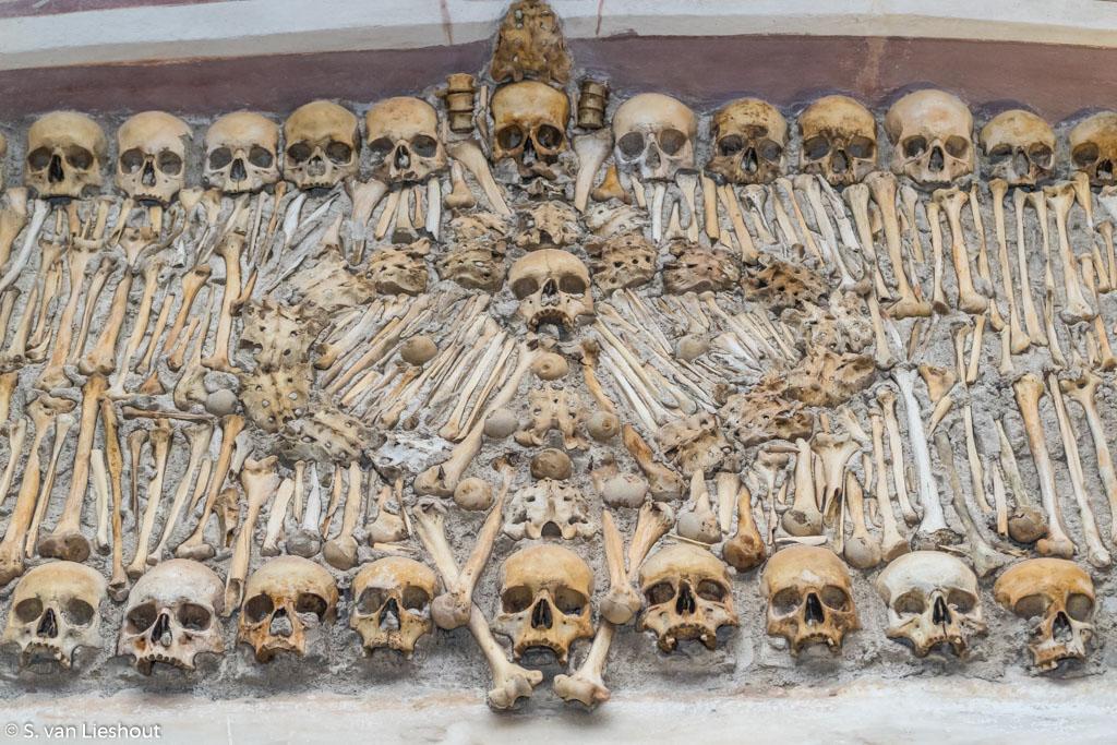 Evora kerk capelo osso-7