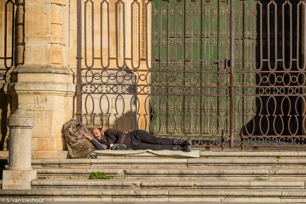 Jaén, een slaperig stadje