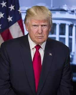 Met dank aan Donald Trump
