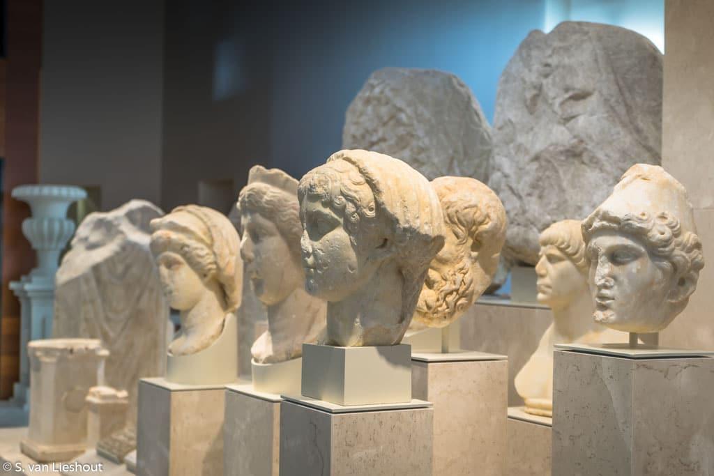 Malaga Museo archeology