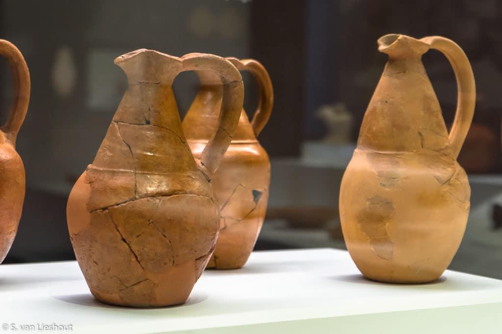Malaga Museo pottery