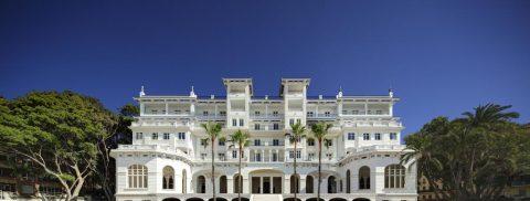 Grand Hotel Miramar Malaga