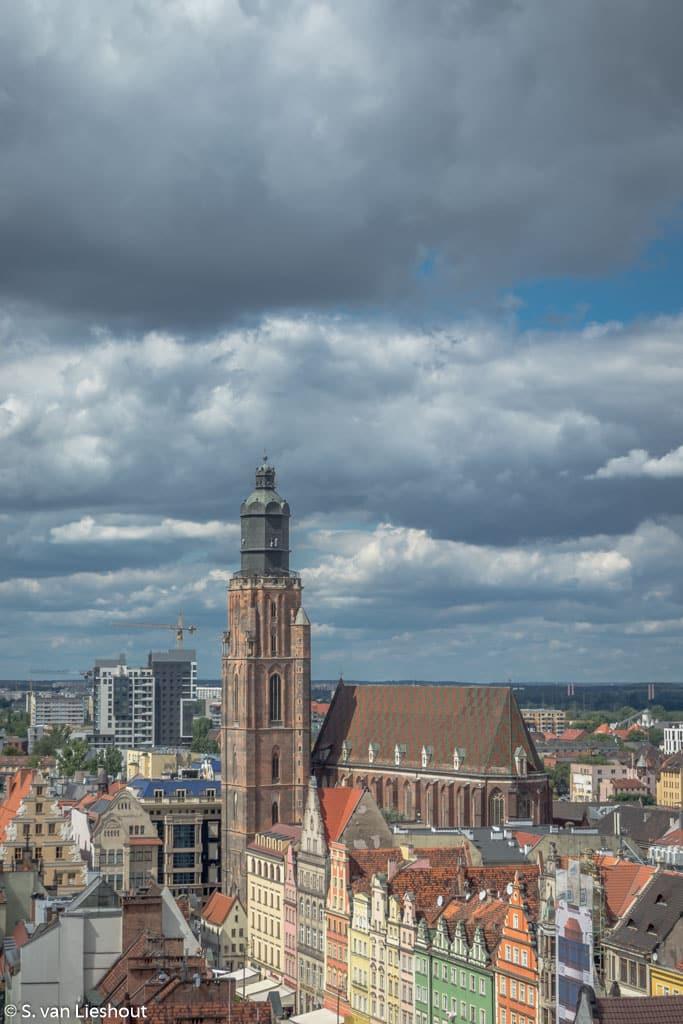 Wroclaw St. Elizabeth kerk
