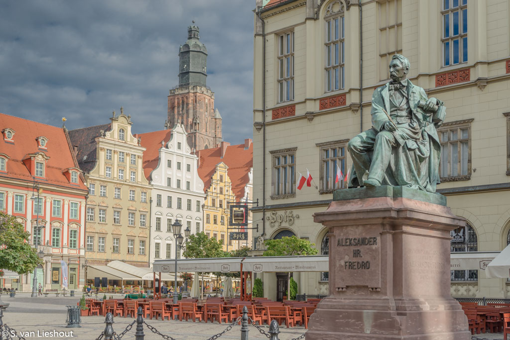 wroclaw poland location