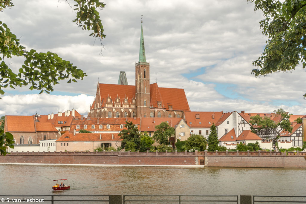 Wroclaw islands