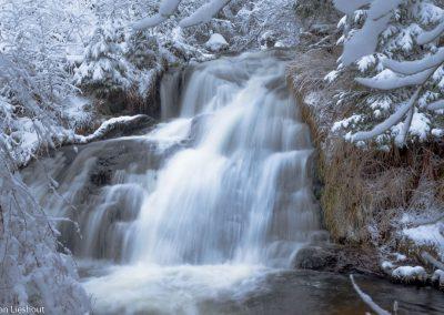 Geitenpad waterval