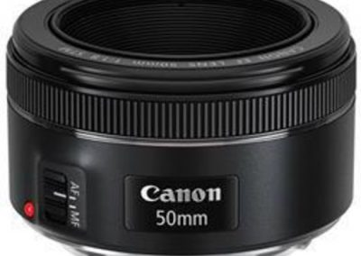 Canon EF 50MM 1:1.8 STM