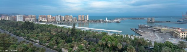 AC Malaga hotel View