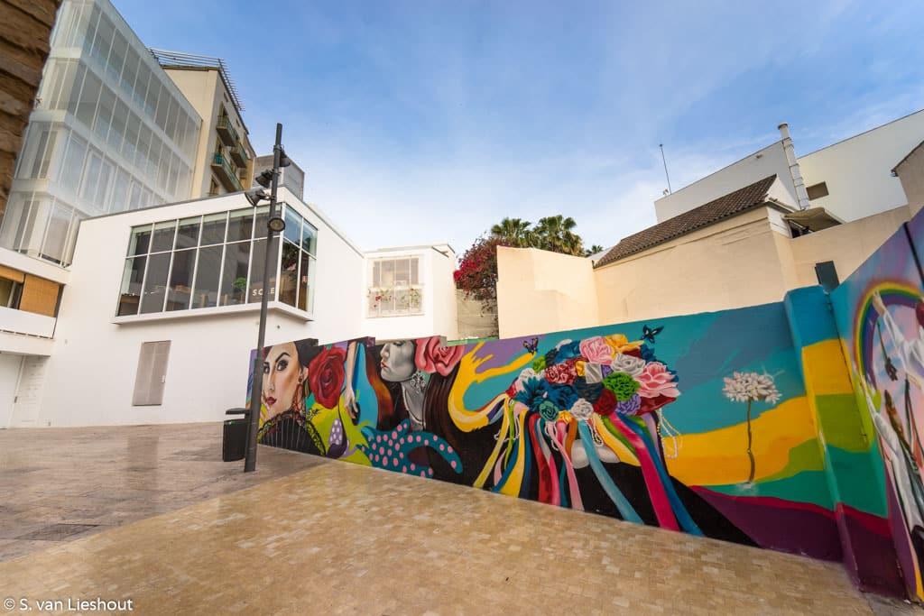 Malaga Mural Doger