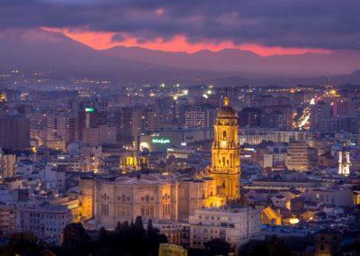 Malaga kathedraal WEB