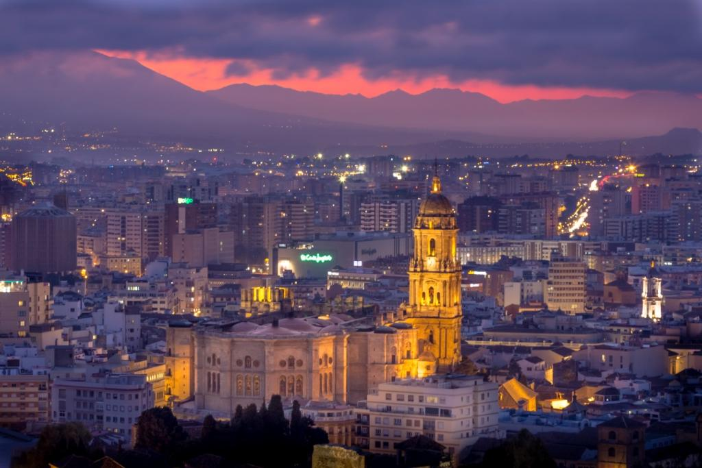 Malaga kathedraal