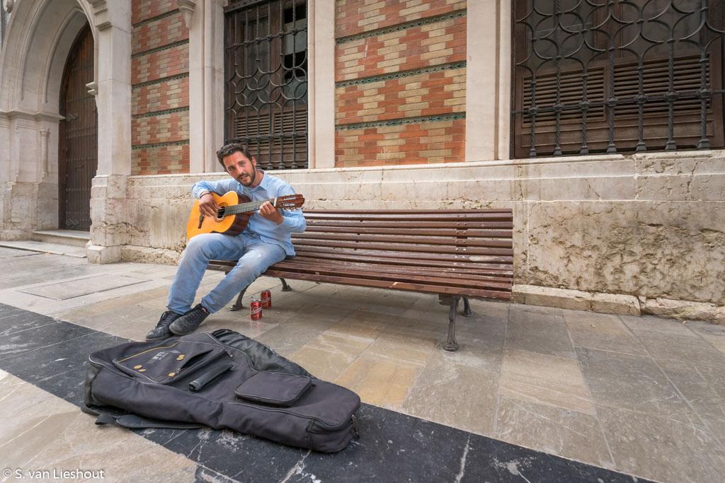 Muzikant Malaga