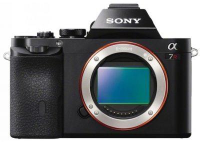 Sony A7R systeemcamera