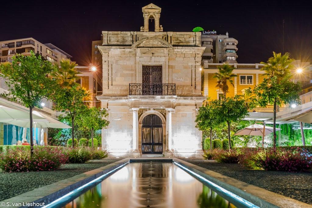 Malaga, kapel haven