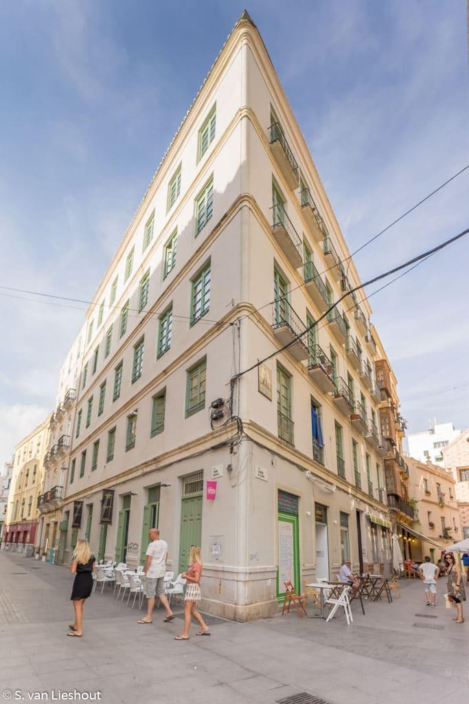 Trendy restaurants Malaga