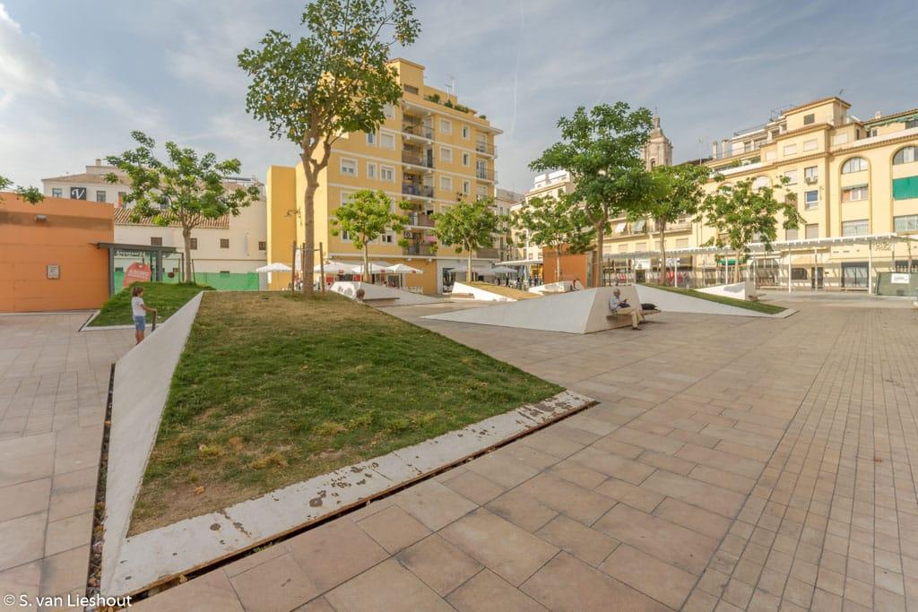 Malaga squares