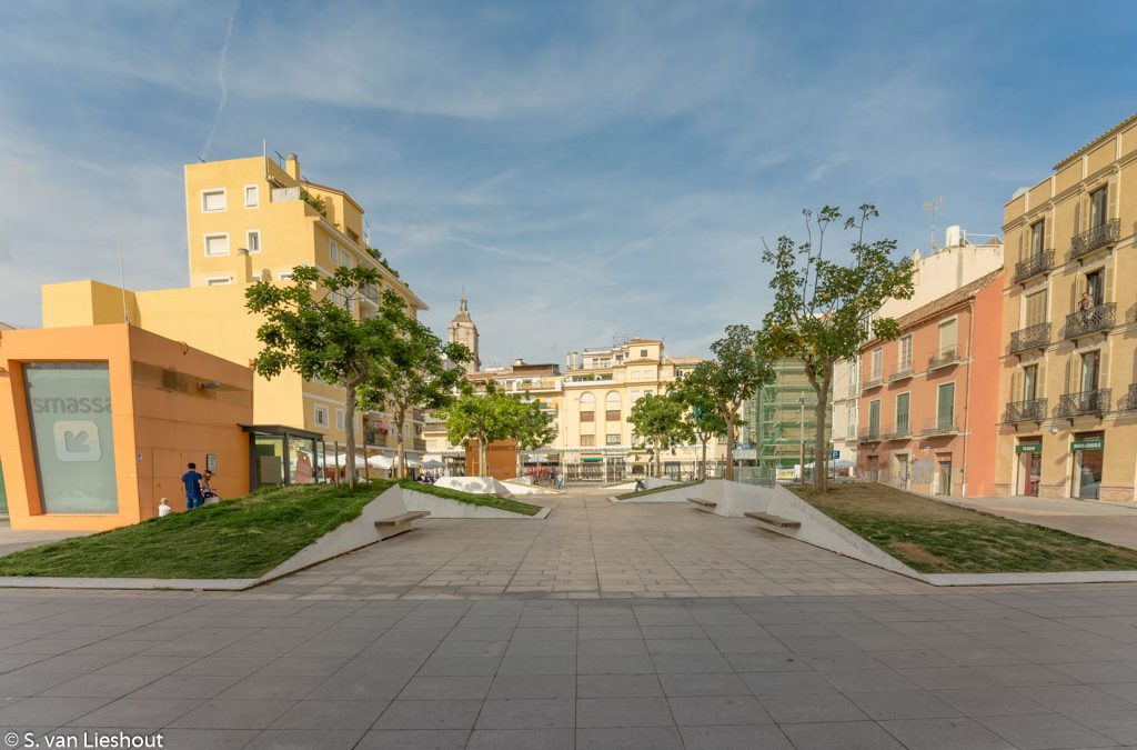 The truth about the trendiest square in Malaga