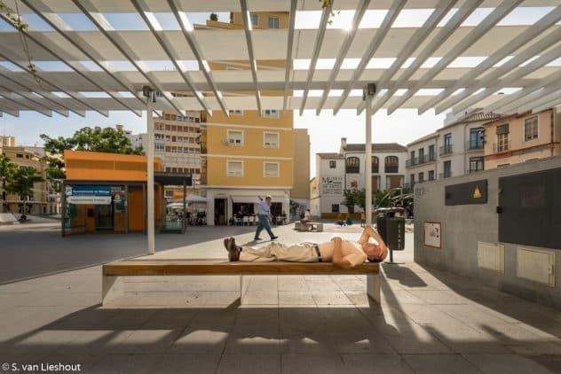 Malaga Camas parkeergarage