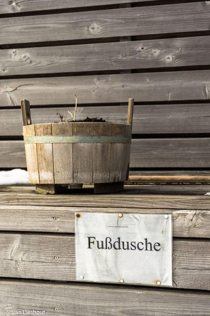 Spa en sauna Schwarzwald