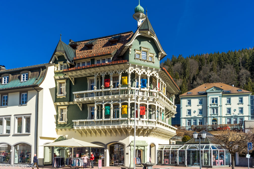Black Forest charming towns