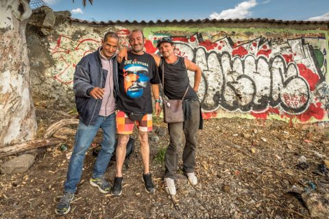 Daklozen: Asis, José en Antonio