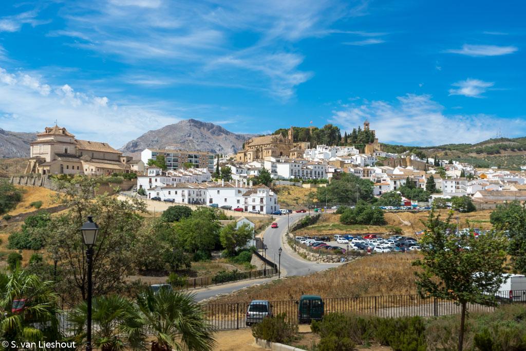 Antequera in Malaga