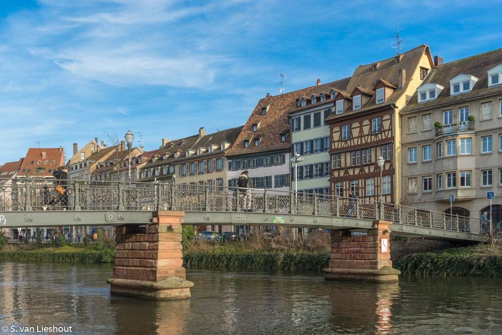 Straatsburg bruggen