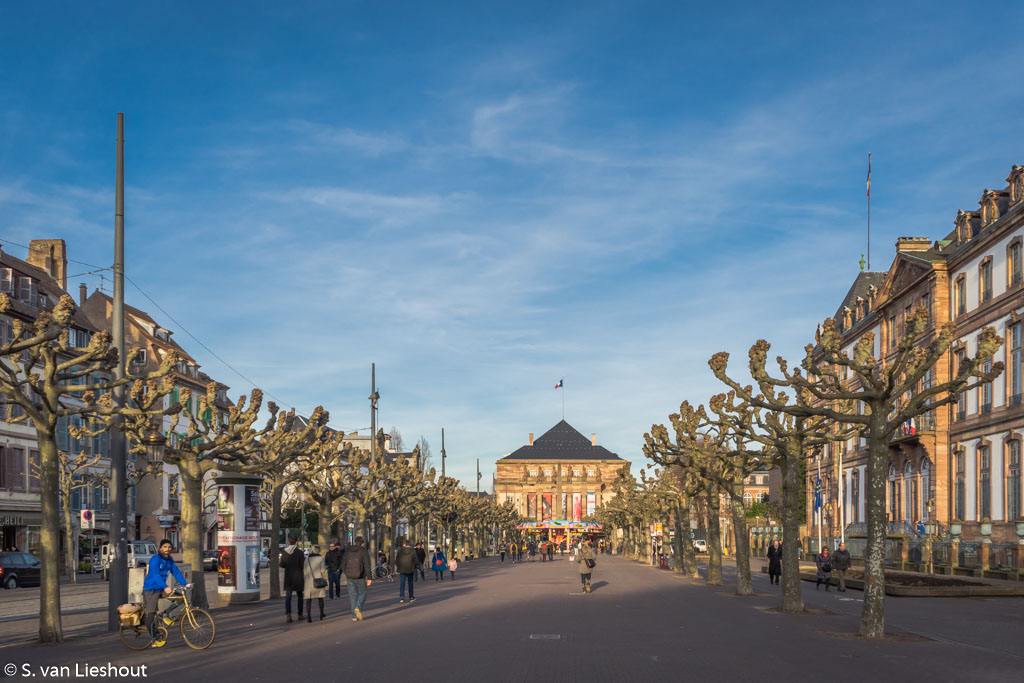 Straatsburg Stedentrip