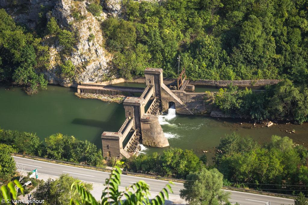 Hydroplant Sveta Petka in Sicevo