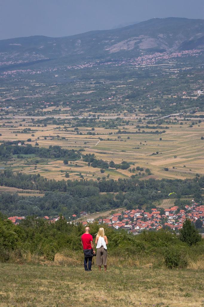 natuur, Servië