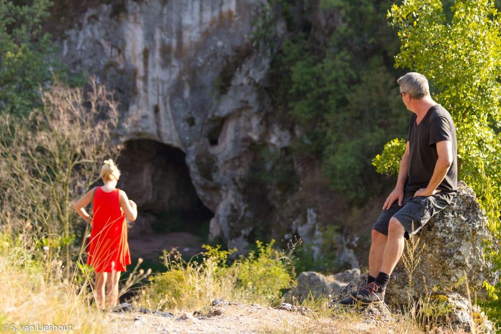 Jelasnica gorge Nis Serbia
