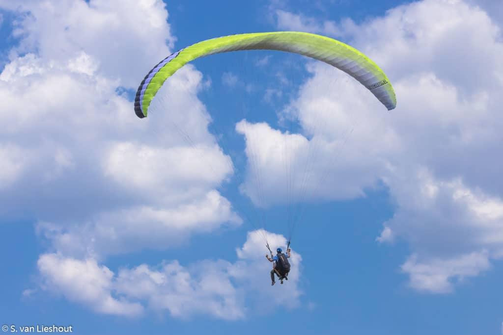 paragliding Servië