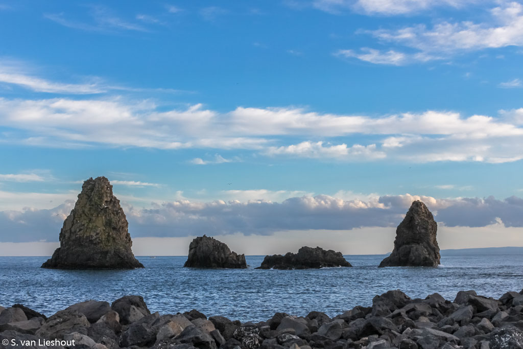 Sicilië Acitrezza