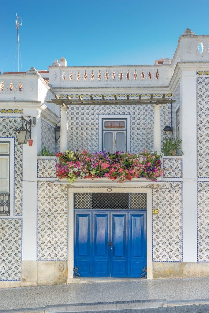 Portugese azulejos