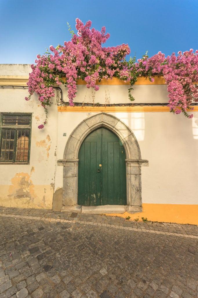 Portugese straatjes