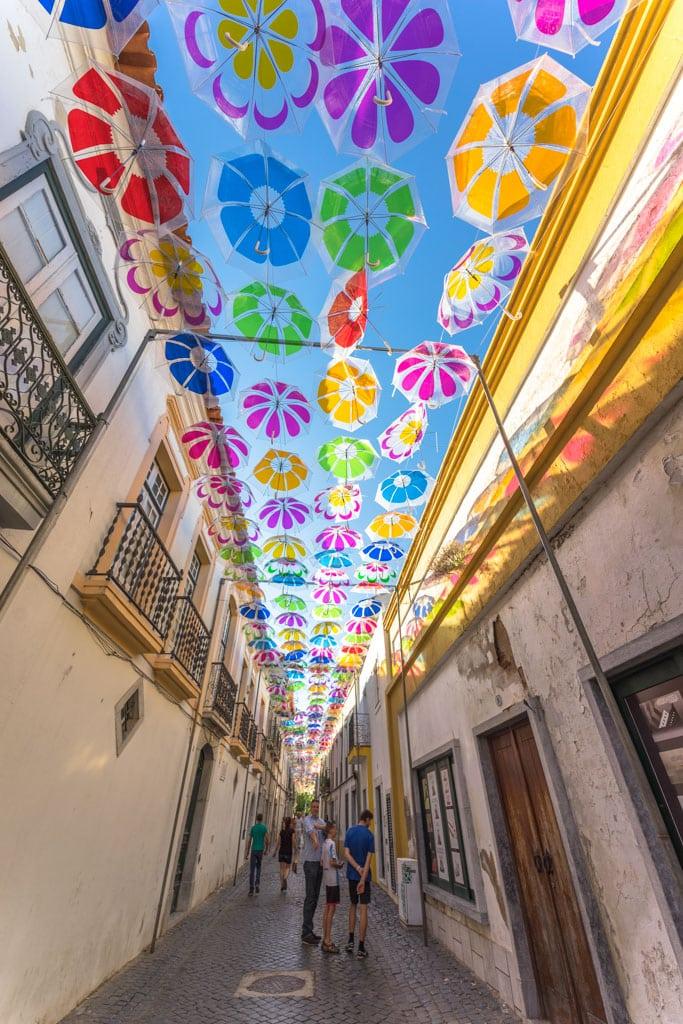 Beja Portugal summer