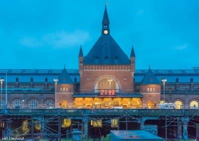 Kopenhagen treinstation