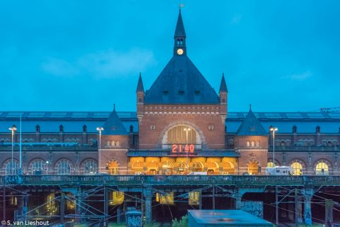 Treinstation Kopenhagen