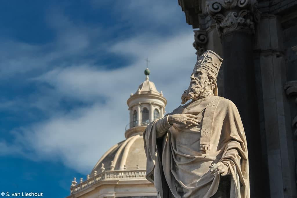 Sicilië kathedraal