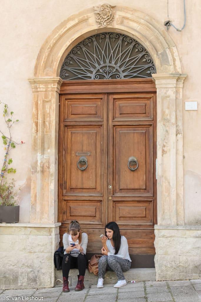 Siciliaanse meisjes