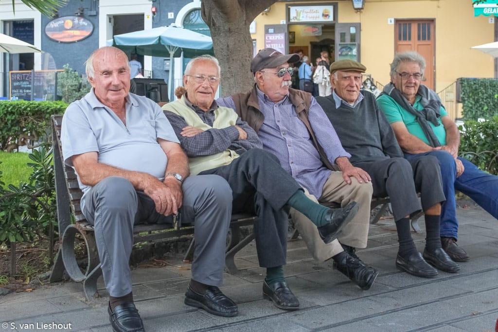Sicilië mensen