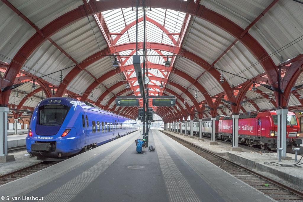 Trainstation Stockholm