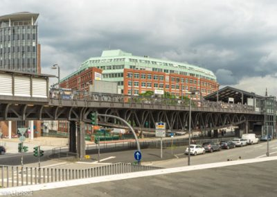 Hamburg stadsbeeld