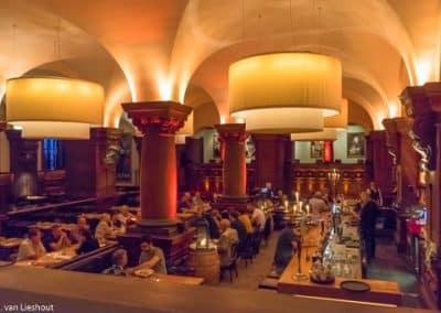 Hamburg restaurant stadhuis