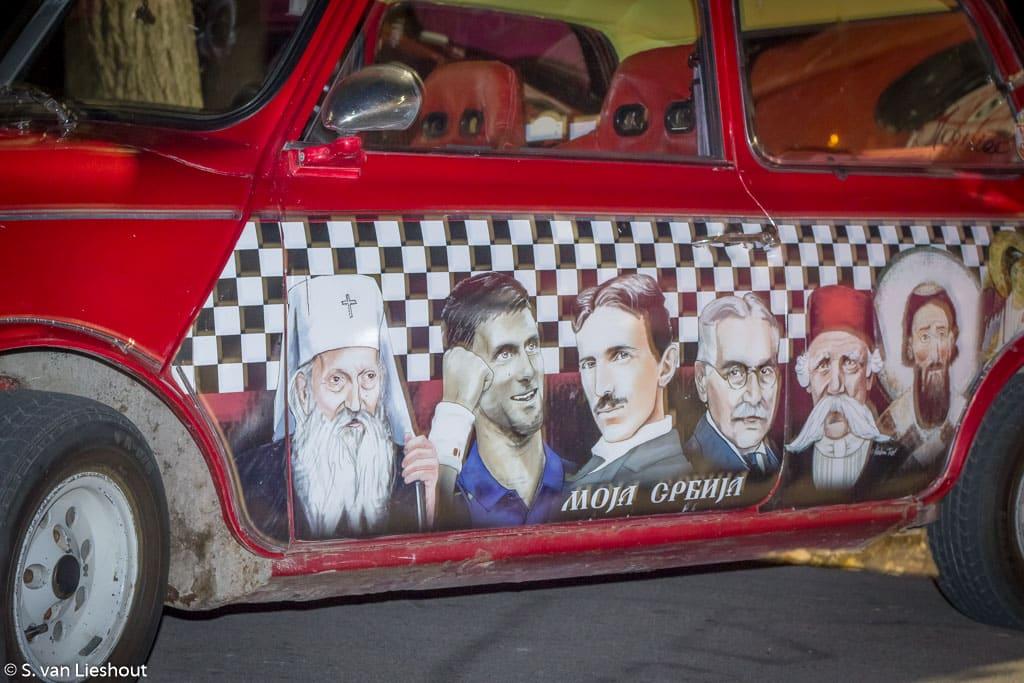 Muziekevenement Servië