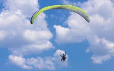Paragliding – het ultieme gevoel van vrijheid