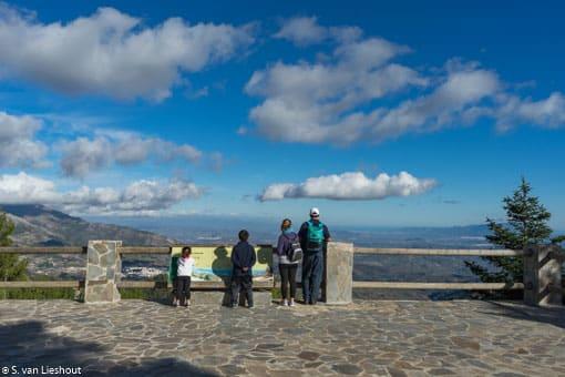 Malaga hiking Sierra de las Nieves