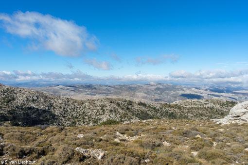 Sierra de las Nieves Malaga